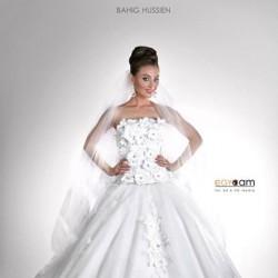 بهيج حسين-فستان الزفاف-الاسكندرية-5