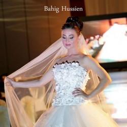 بهيج حسين-فستان الزفاف-الاسكندرية-4