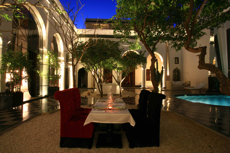Riad Lotus Privilege - Hôtels - Marrakech