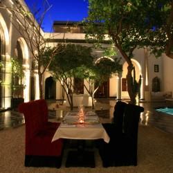 Riad Lotus Privilege-Hôtels-Marrakech-1