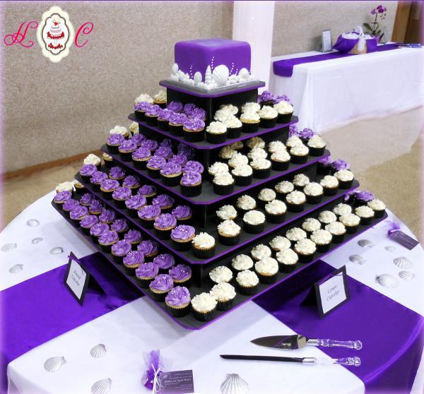 حلويات العليا - كيك الزفاف - صفاقس