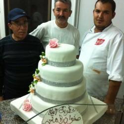 صيدا-كيك الزفاف-صفاقس-6