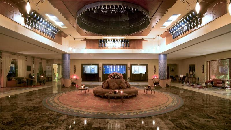 Le Meridien Nfis - Hôtels - Marrakech