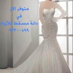 دانا مسقط فاشيون-فستان الزفاف-مسقط-4