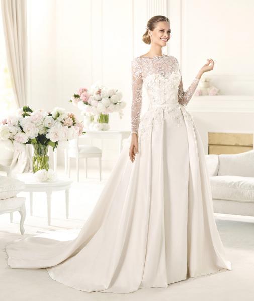 """برونوفياس """"أنمار"""" - فستان الزفاف - المنامة"""