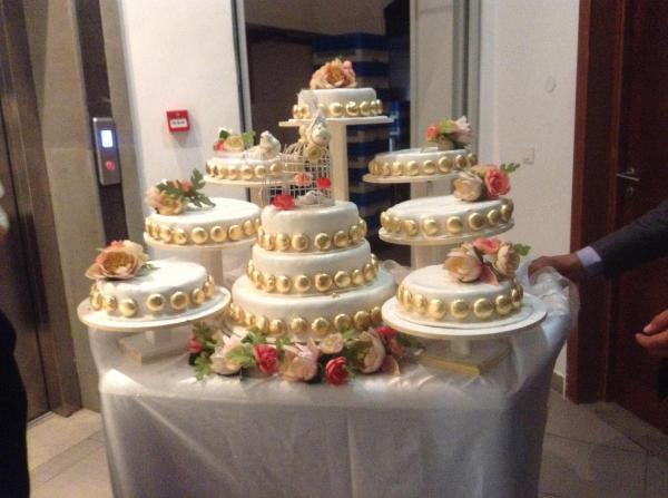 La Charlotte - Gâteaux de mariage - Tunis