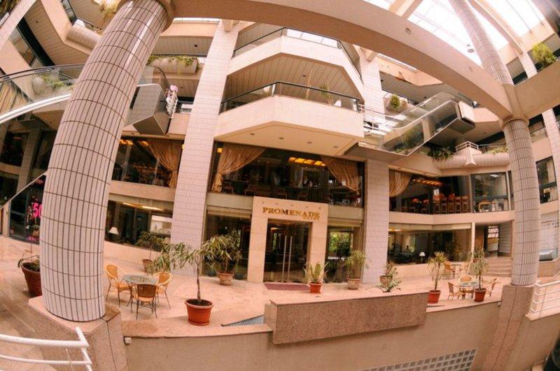فندق برومينايد - الفنادق - بيروت