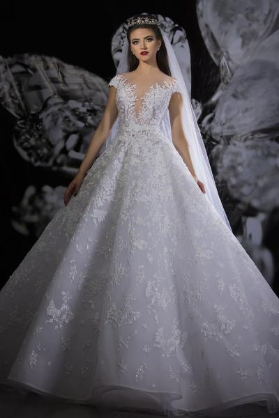 ازياء ابولو - فستان الزفاف - بيروت