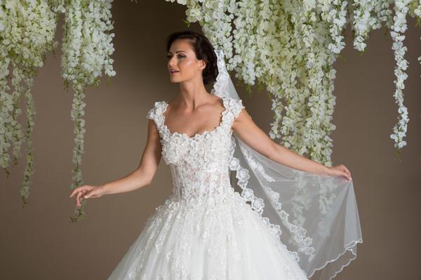 سوليدا لأزياء العرائس - فستان الزفاف - دبي