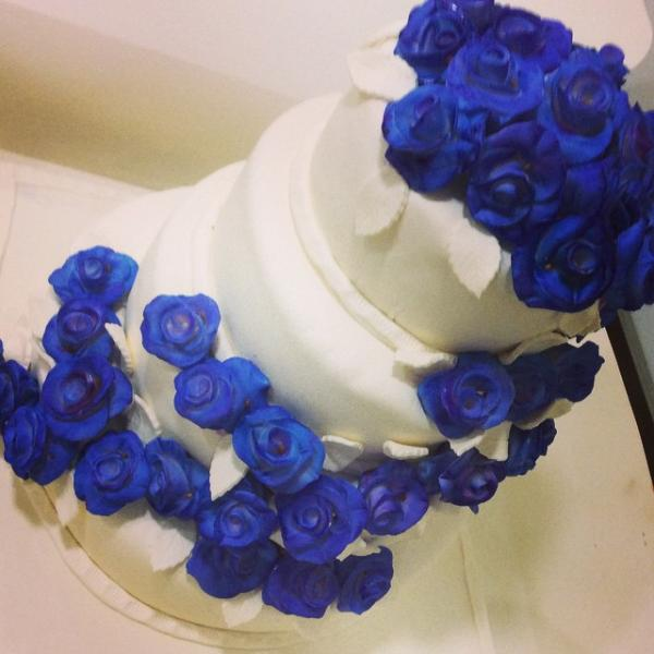 Cake Gallery - Wedding Cakes - Abu Dhabi