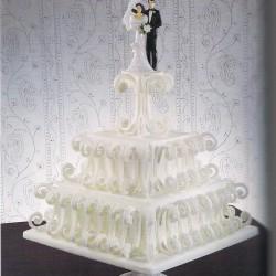 مخبز وحلويات الخليج-كيك الزفاف-أبوظبي-3