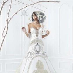 منى المنصوري-فستان الزفاف-أبوظبي-1