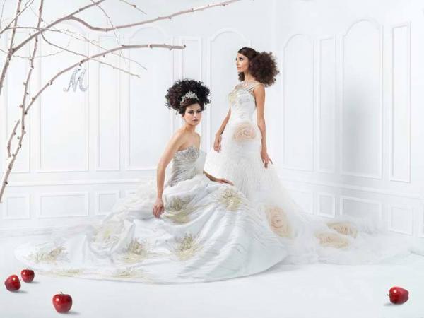 بيلا كوتور - فستان الزفاف - دبي