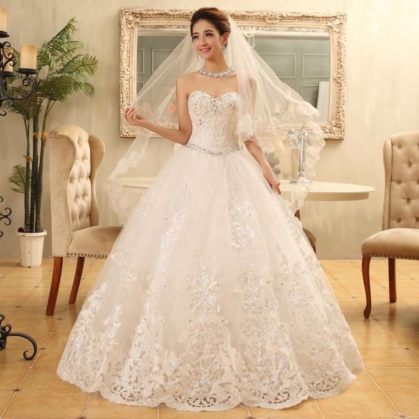بغداد لفساتين الأفراح - فستان الزفاف - الشارقة