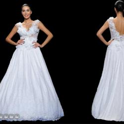 لويزا باسيل-فستان الزفاف-بيروت-6