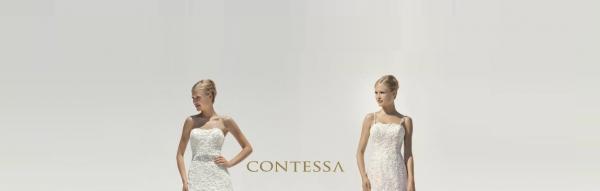 كونتيسا بوتيك - فستان الزفاف - دبي