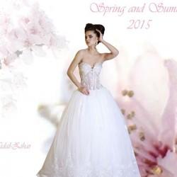 نضال - زهار-فستان الزفاف-بيروت-1