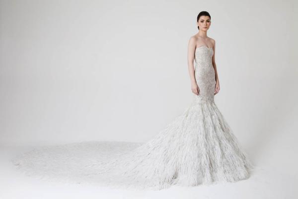 راني زاخم - فستان الزفاف - بيروت