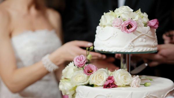 Love cake - Gâteaux de mariage - Tunis