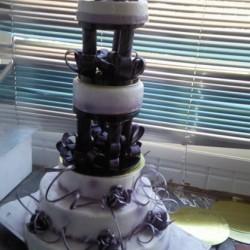 Love cake-Gâteaux de mariage-Tunis-3