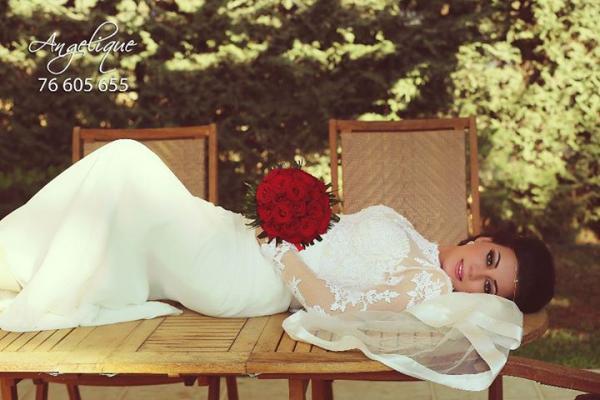 انجيليك برايدل بوتيك - فستان الزفاف - بيروت