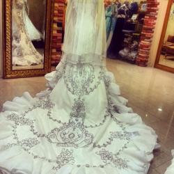 دار الوفاء-فستان الزفاف-الشارقة-6