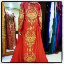 دار الوفاء-فستان الزفاف-الشارقة-5