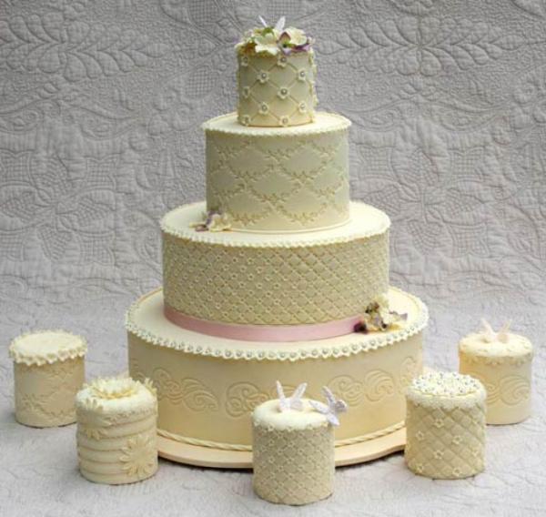 My Cake - Gâteaux de mariage - Tunis