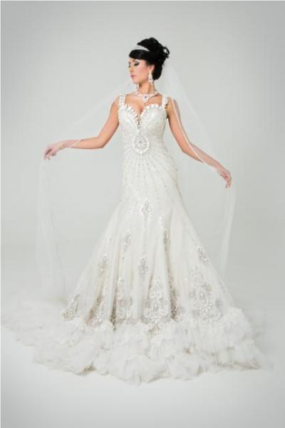 دار أم راشد - فستان الزفاف - الشارقة