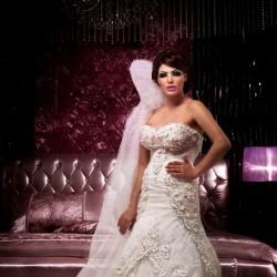 دار كحل لتأجير الفساتين-فستان الزفاف-الشارقة-2