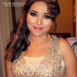 ريمي مصطفى-الشعر والمكياج-القاهرة-5