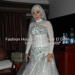 اتيلية فاطمة بدر-فستان الزفاف-الاسكندرية-2