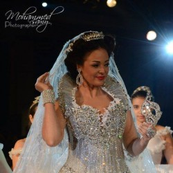 اتيلية فاطمة بدر-فستان الزفاف-الاسكندرية-3
