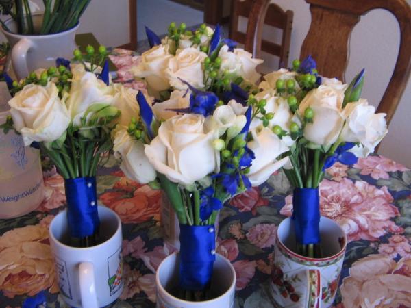 إرم للحلويات و الزهور - زهور الزفاف - المنامة
