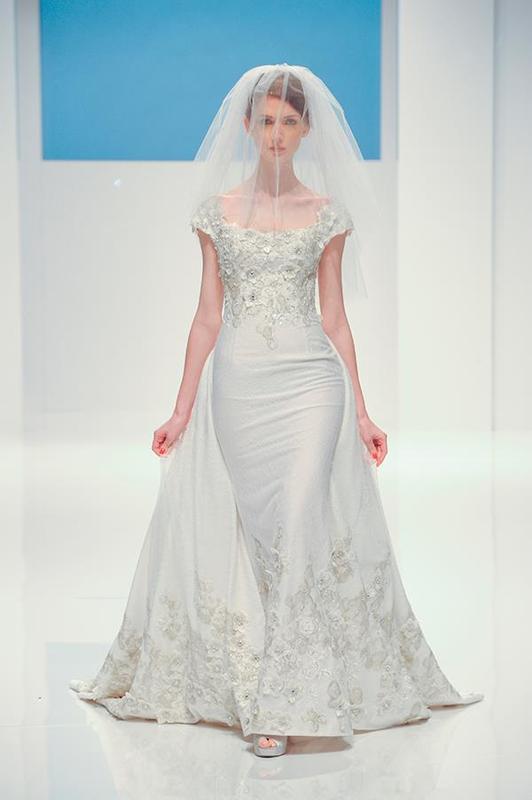 ساهر ضيا - فستان الزفاف - أبوظبي