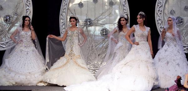 الملاك الأبيض للأزياء - فستان الزفاف - الشارقة