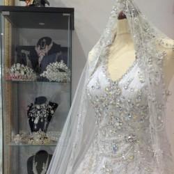 الملاك الأبيض للأزياء-فستان الزفاف-الشارقة-5