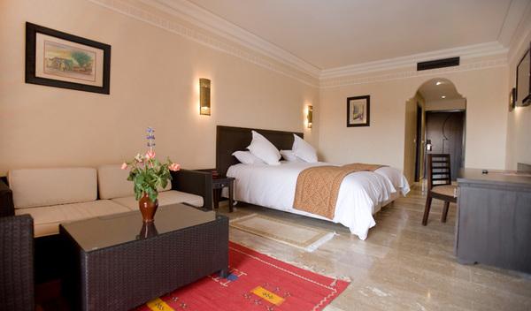 زلاغ القصبة فندق وسبا - الفنادق - مراكش