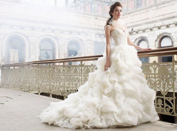 سي رومي - فستان الزفاف - بيروت