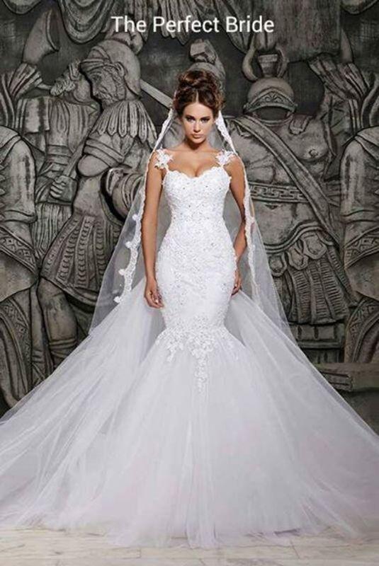 العروس المثالية - فستان الزفاف - بيروت