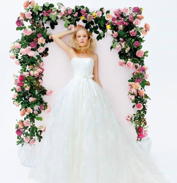لابيانكا - فستان الزفاف - بيروت