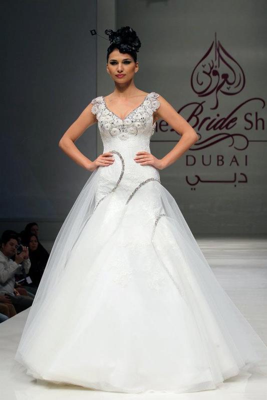 فيلا سبوزا - فستان الزفاف - دبي