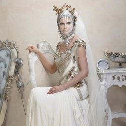 خيوط للأزياء-فستان الزفاف-دبي-2