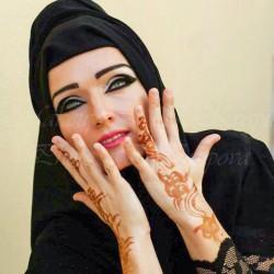 سوزانا كفابل-الشعر والمكياج-الدوحة-4