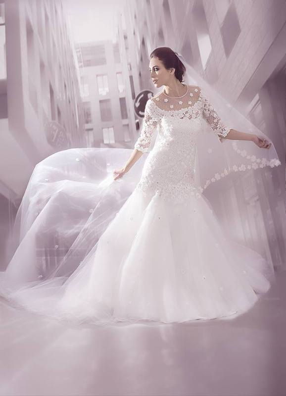 كازا مودا - فستان الزفاف - دبي