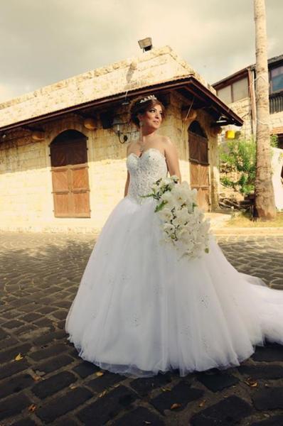 جرجس غنوم - فستان الزفاف - بيروت