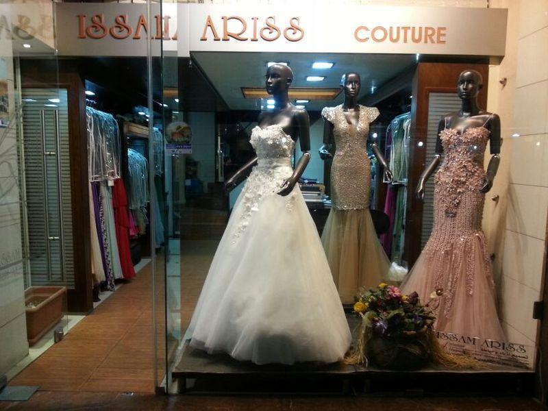 لاسبوزا - فستان الزفاف - بيروت