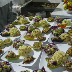 Repas de mariage tunisien