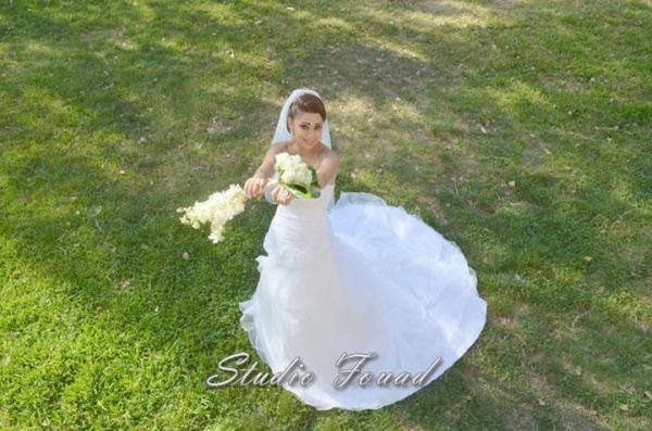 سبوزا بيلا - فستان الزفاف - بيروت