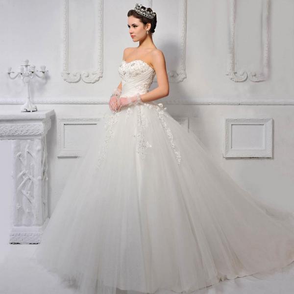 جوري للأزياء - فستان الزفاف - أبوظبي